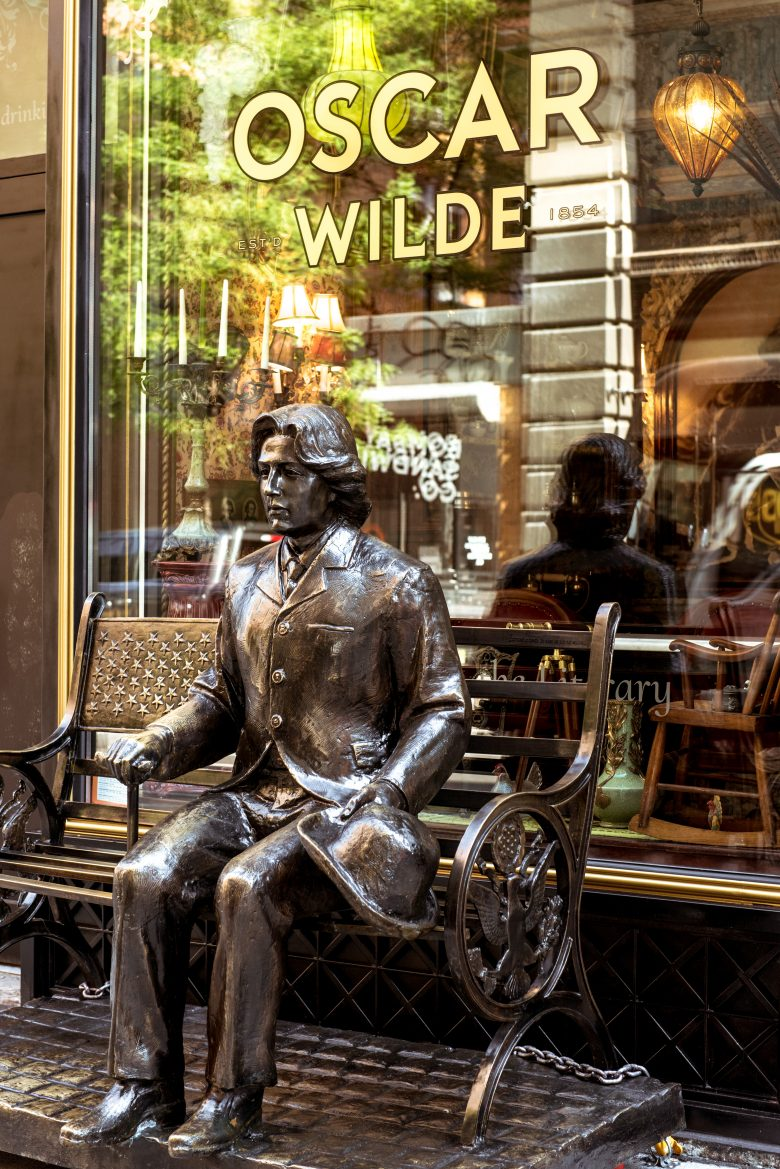 Oscar Wilde, NoMad, New York city bars, New York city guide, NoMad neighborhood guide, editors picks, old world cocktails, Time Out New York