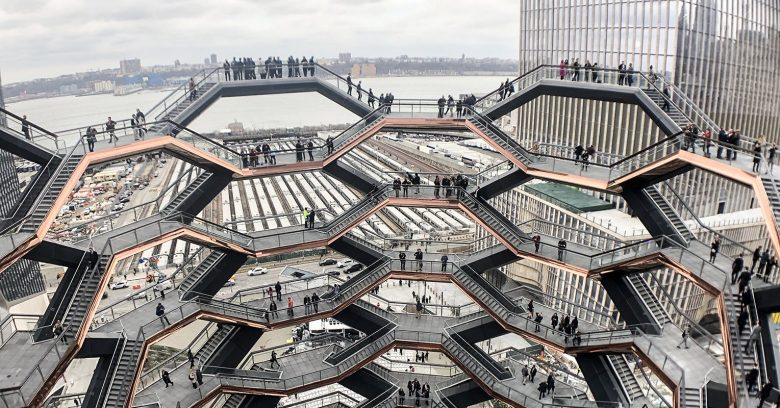 The Vessel, Hudson Yards, Heatherwick Studio, Indian Stepwells, The Vanishing Stepwells of India, famous architects, Indian architecture, New York architecture